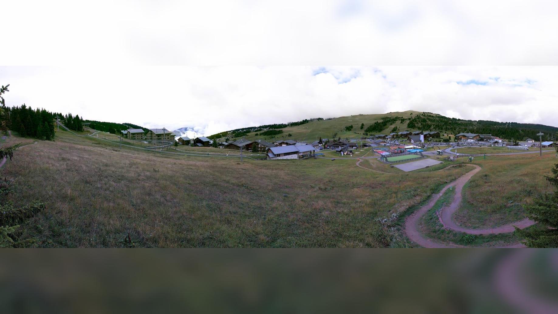 Hauteluce: Webcam de Les Saisies